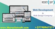Choose the Best Website Development Company – Rocket Soft