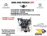 Citroen c1 engine for sale