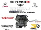Citroen c2 engine for sale