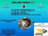 Citroen c 3 VTI gearbox for sale