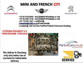 Citroen peugeot 10Dw engine for sale