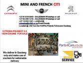 Citroen peugeot 10Dw engine for sale