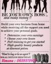 Cosmetic Sales Representatives / Sales Leaders