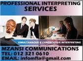 GERMAN/ENGLISH COURT INTERPRETER, IN PAARL
