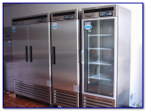 INSTALLATION OF AIR  CONDITION & REPAIR OF REFRIGERATION SYSTEM