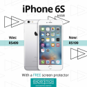iPhone 6s 64GB - Experimax Willowbridge