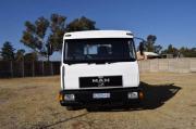 MAN Dropside 10 163 Truck