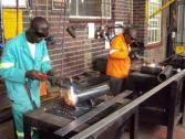 Mulani boiler maker ,co2,mig ,big, aluminium,stick welding training courses +27834237665 Limpopo