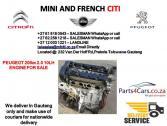Peugeot 206cc 10LH engine for sale