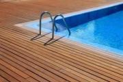 Pool decks and cladding