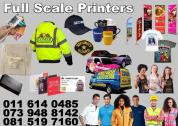 Print and Design Specialists