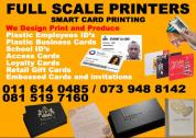 Smart Card Printing and Embossing, Graphic Design Copy and Print Shop