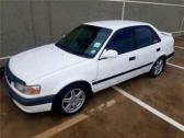 Toyota corolla 1.6 for sale