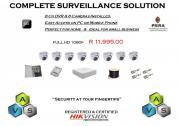 Camera Installations - Access control - Surveillance