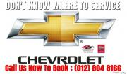 We will look after Your - CHEVROLET Chevy Vehicles
