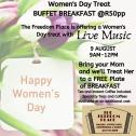 Women's Day Treat - Breakfast Buffet