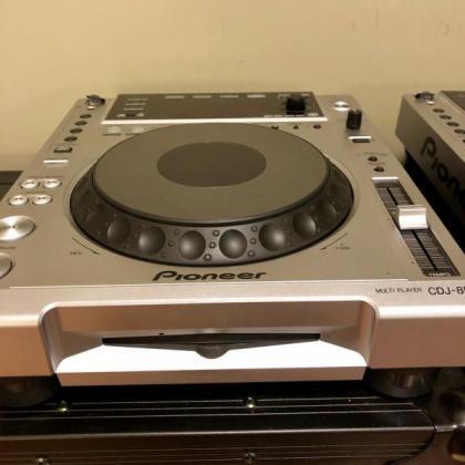 (2) Pioneer CDJ850s Cd Usb Inputs Pitch Control Original Box Excellent in Stellenbosch, Western Cape
