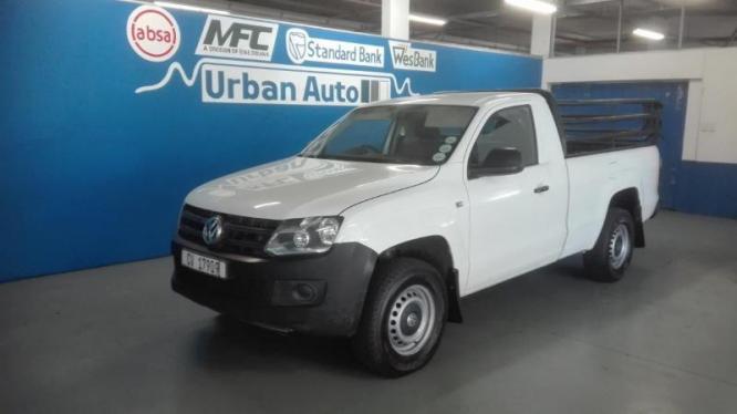 *** 2015 VW AMAROK 2.0TDi (103kw) S/CAB ***