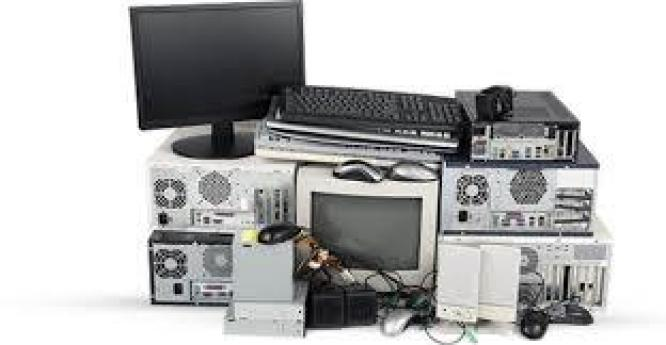 Free removal of your e-waste / scraps metals / eco Friendly