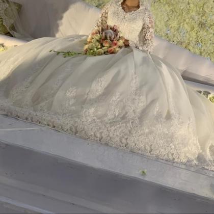 International bridal gown
