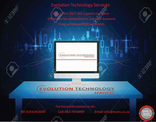 IT support contracts and Point of Sale software and equipment in Johannesburg, Gauteng