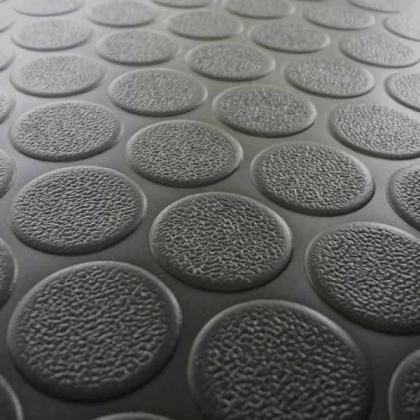 Quality floor tiles for manufacturing plant floors
