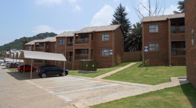 Flat for rent at Southgate Ridge Security Village