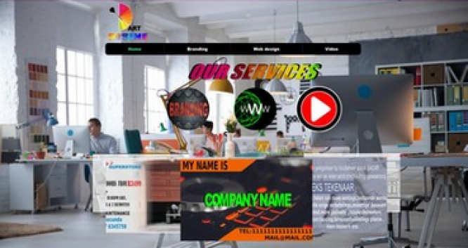 web design video  editing in Christiana, North West