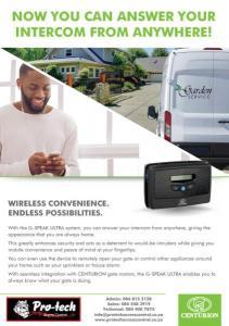 Pro Tech Access Control
