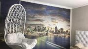 Wall Vinyl, Custom Printed Wallpaper, 3D Wall Tiles and Wall Murals
