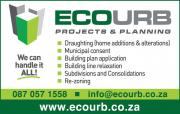 Ecourb Projects & Planning