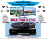 FOR Affordable, Reliable & Professional DSTV Installation Services call 0649605784