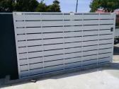 Motorised driveway gates, Pedestrian gates, and fencing.