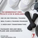 SUMMER BODY WITH TANQ FITNESS- PRIVATE GYM WITH NO MEMBERSHIP FEES!