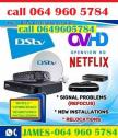 call 0649605784 for DSTV and OPEN VIEW satellite services of any kind..from new installations to rep