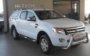 2015 Ford Ranger 3.2TDCi Double Cab 4x4 XLT