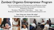 Zambezi Organics Training Program