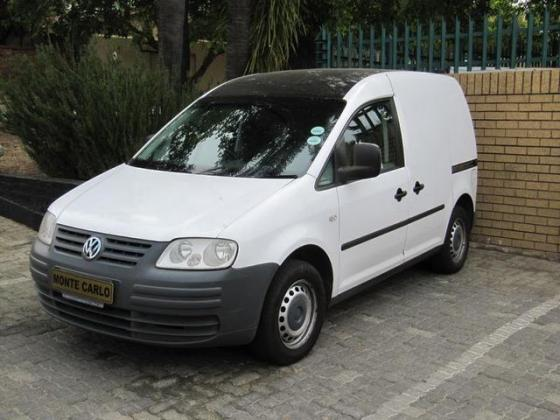 2006 VOLKSWAGEN CADDY 1.6 PANEL VAN