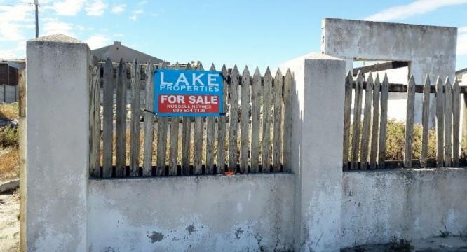 BEACH FRONT CORNER PLOT FOR SALE IN STRANDFONTEIN in Cape Town, Western Cape