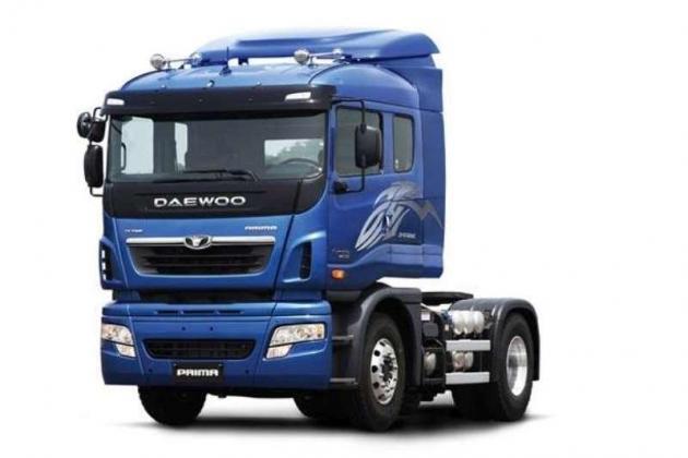 Daewoo KL3TX  -Eaton