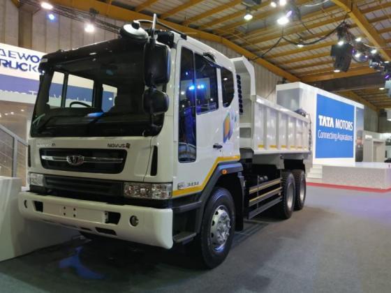 Daewoo Tipper K5DEF 3434 in Midrand, Gauteng
