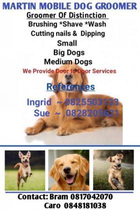 Martin Mobile Dog Grooming