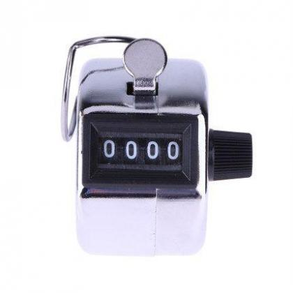 Mini Mechanical Hand Held Tally Counter | Best Deals | Free Returns in Cape Town, Western Cape