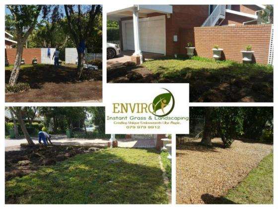TOP QUALITY ROLL-ON GRASS, LAWN, TURF + TOP SOIL, COMPOST & LAWN DRESSING