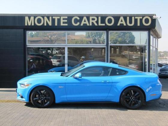 2017 FORD MUSTANG 5.0 GT FASTBACK AUTO