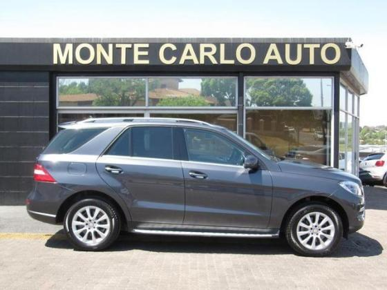 2014 MERCEDES-BENZ ML ML250 BLUETEC