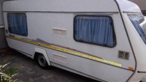 1997 Sprite Sport Caravan