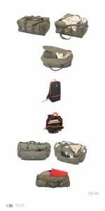 Ama-Gluwell camping accessories and equipment
