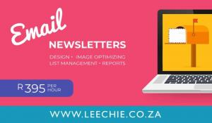 Electronic Newsletter Design/Creation