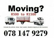Furniture removals in Johannesburg